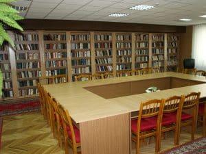Biblioteca «Nufărul Alb»